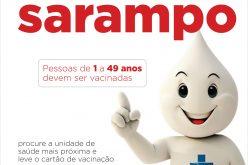 Prefeitura prepara Dia D de vacinação contra Sarampo e Poliomielite