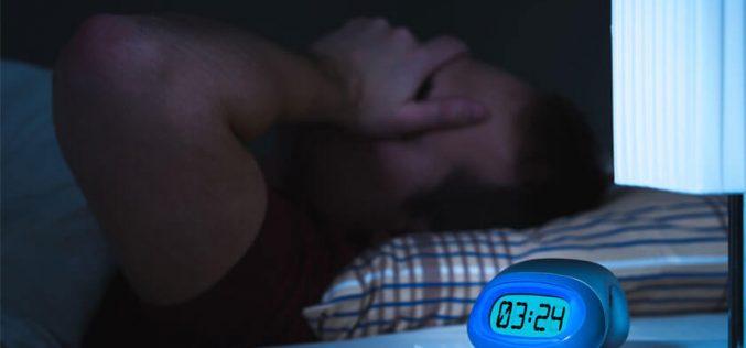 Falta de sono pode prejudicar a saúde e o equilíbrio do organismo