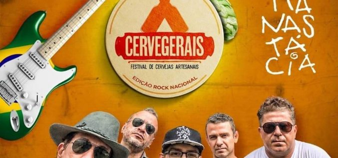 Cervegerais: Gastronomia, Cerveja gelada e muito rock!