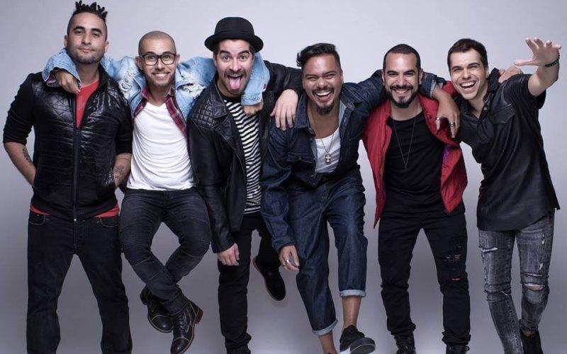 Sorriso Maroto apresenta primeiro show em BH após a volta de Bruno