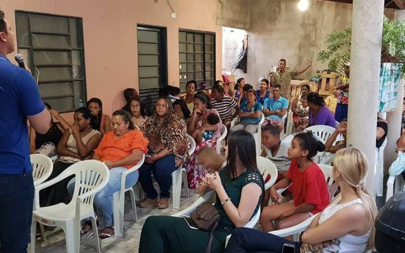 Deputado Douglas Melo conquista atendimento dos Correios para o bairro Dona Sílvia