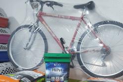 Armazém Pet: Compre e concorra a uma bike