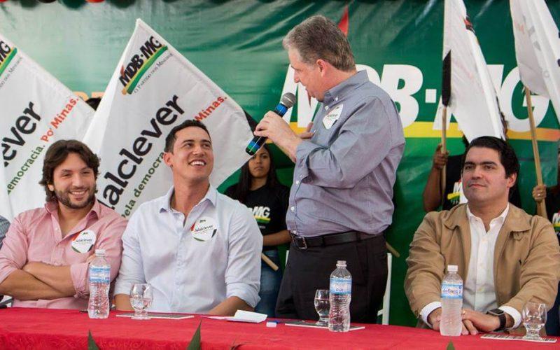 Douglas Melo  tem nome homologado como pré-candidato a deputado estadual pelo MDB
