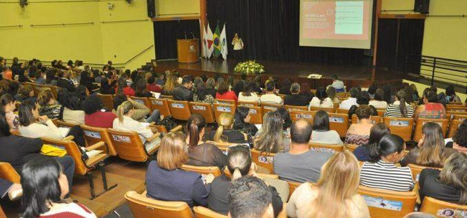 Sete Lagoas foi sede do encontro da Base Nacional Curricular de Minas