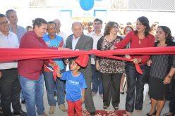 Prefeitura de Sete Lagoas entrega escola totalmente reconstruída no bairro Tamanduá