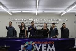 Parlamento Jovem já tem presidência empossada