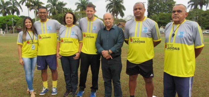 Prefeitura faz melhorias em escolinha de futebol