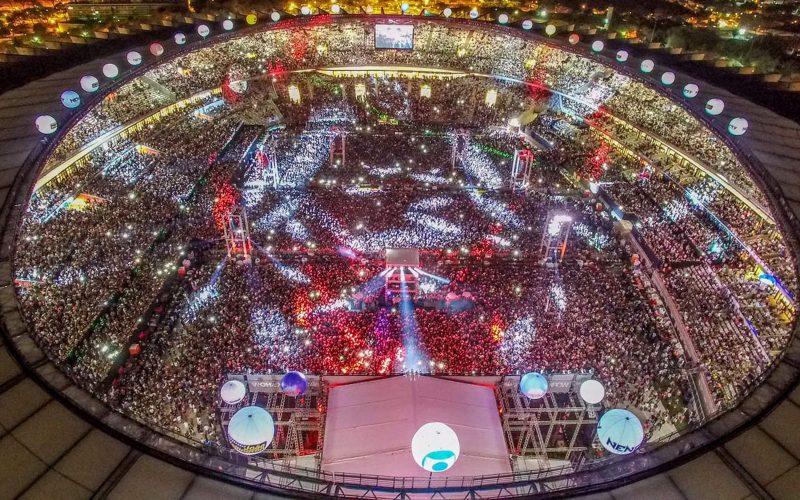Festeja Brasil é opção de destino para turistas no próximo feriadão em BH