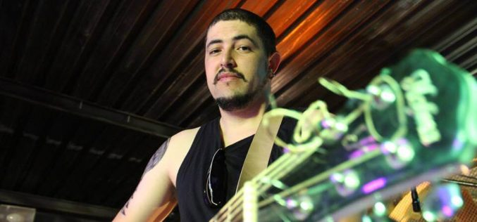 Wesley Xavier faz show no Shopping Sete Lagoas
