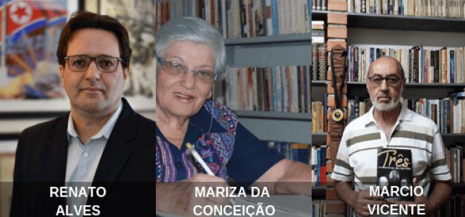Autores de Sete lagoas são destaque na 1ª Bienal do Livro