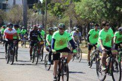 Com centenas de participantes, realização do Pedal 360° foi sucesso em Sete Lagoas
