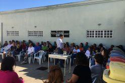 CAPSad realiza encontro entre familiares e pacientes