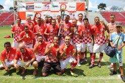 """SAAE conquista o título da Copa do Servidor em dia de confraternização do """"exército do município"""""""