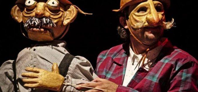 Teatro Preqaria apresenta espetáculos Malassombros e Camarim no fim de semana