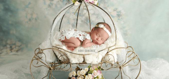 Ensaio newborn: confira os cuidados com o bebê