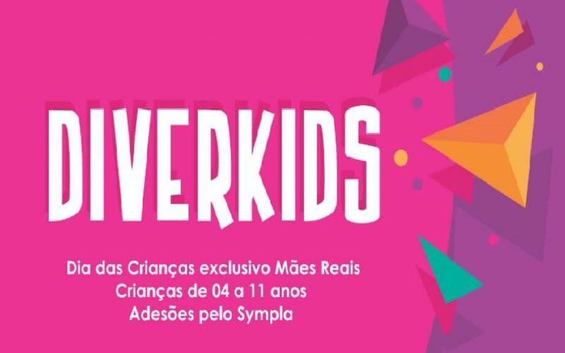Diverkids: uma noite de festa especialmente para a criançada