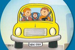 Segurança no Trânsito: produtos e dicas para o transporte das crianças