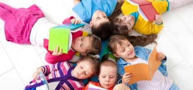 Livros para ler, brincar e aprender
