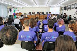 Parlamento Jovem tem novo vereador e pauta aprovada em mais uma sessão