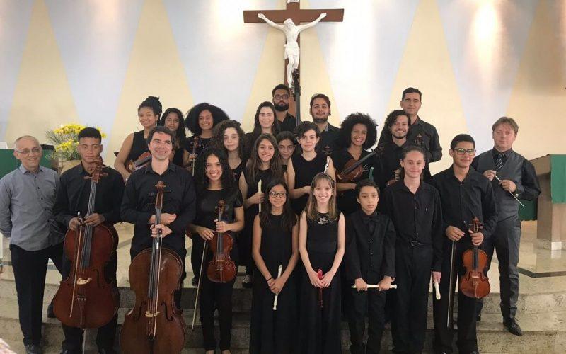 Projeto leva Orquestra Jovem de Sete Lagoas para bem perto do público