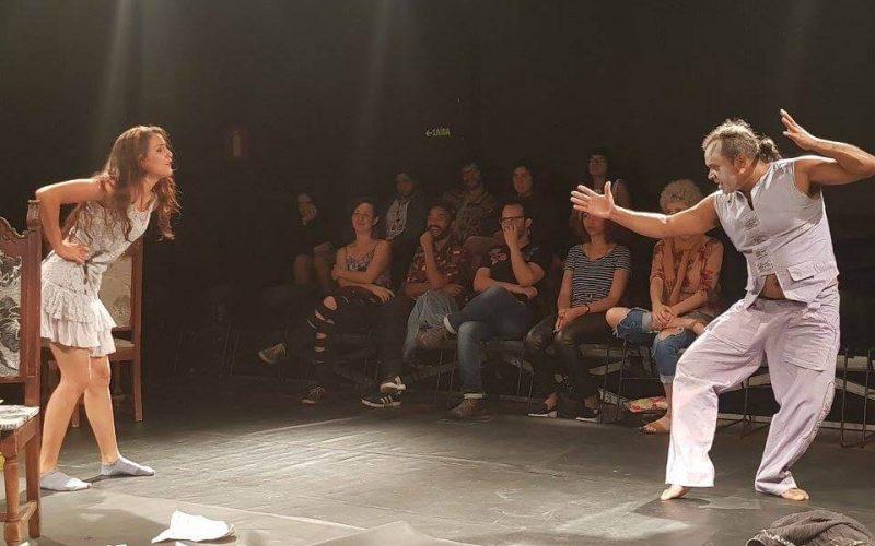 Cia de teatro sete-lagoana apresenta dois espetáculos no Festival de Teatro de Vitória