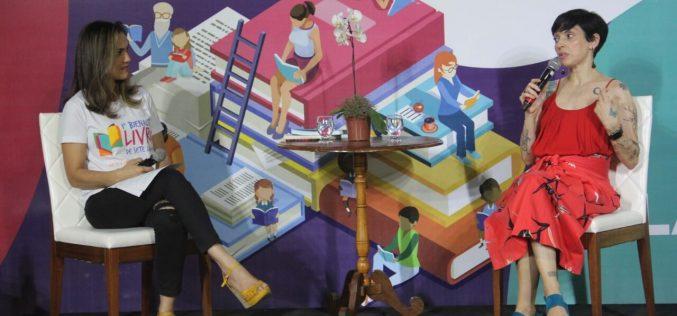 Complexo da Bienal do Livro atrai mais de 20 mil pessoas a uma viagem literária e cultural