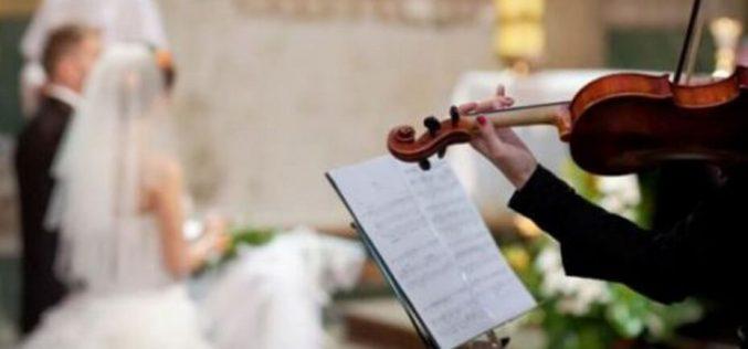Música para a cerimônia