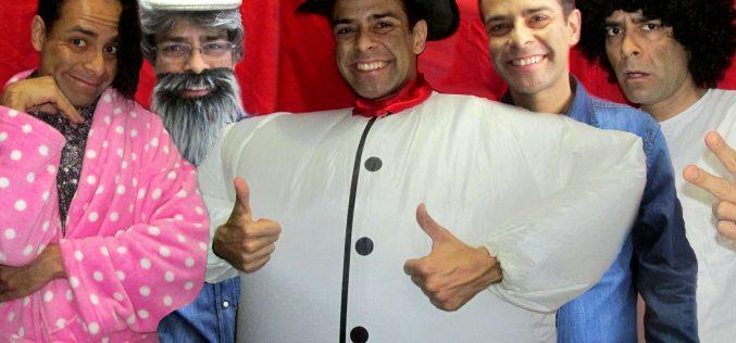 Ricardo Bello traz alegria com seu show de humor em Belo Horizonte