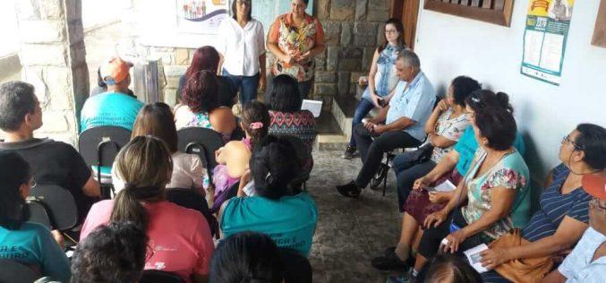 Secretaria de Assistência Social promove atividades para conscientizar sobre os direitos do idoso