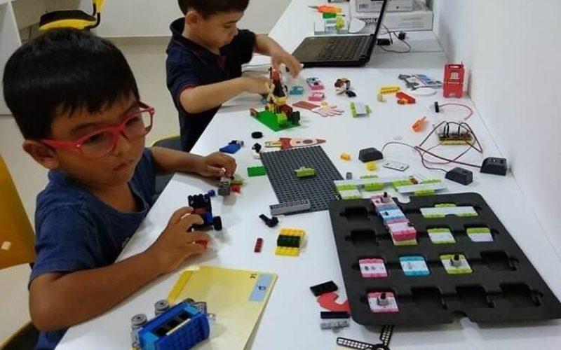 Escola de programação e robótica chega a Sete Lagoas!