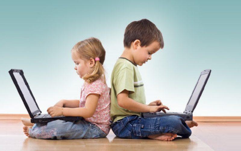 Criança versus tecnologia: Qual é o limite?