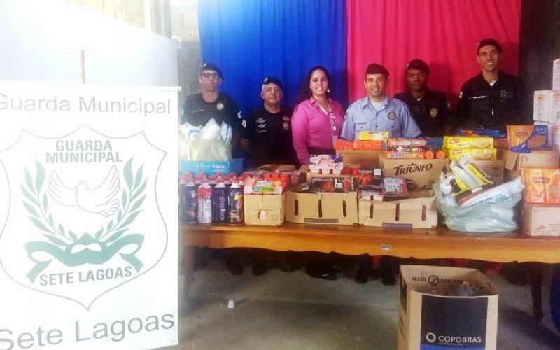 Guarda Municipal reúne empresasem apoio a Oncologia do HNSG