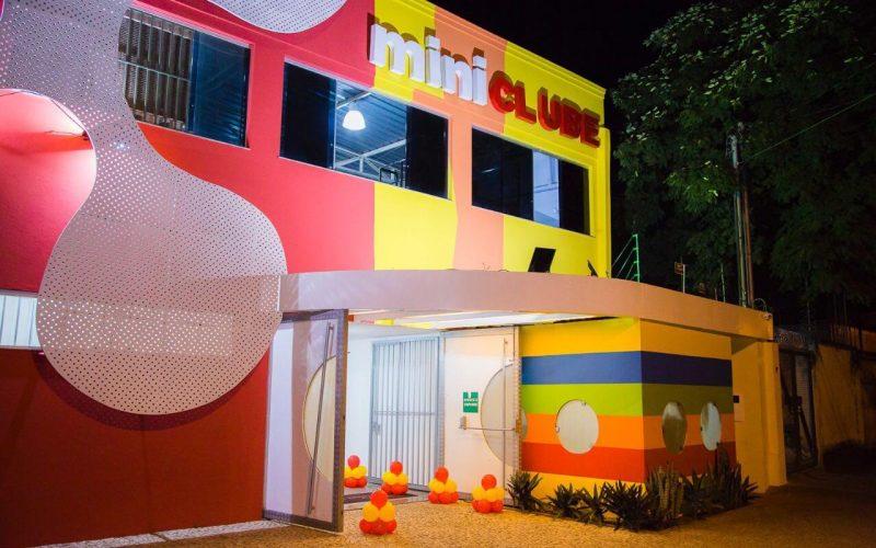 Sofisticação, criatividade e muita diversão fazem parte do novo Mini Clube