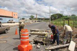 Prefeitura urbaniza rua e muda panorama em movimentada região de Sete Lagoas