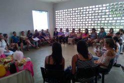UBS Cidade de Deus realiza mais um encontro do grupo de gestantes
