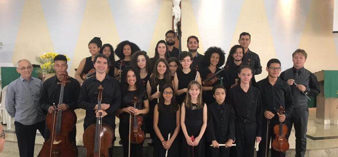 Orquestra Jovem de Sete Lagoas vai apresentar o I Concerto de Natal