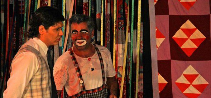 Espetáculo Palhaços encerra 5ª Temporada de Teatro de Sete Lagoas
