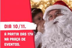 Shopping Sete Lagoas prepara festa cheia de magia e doçura na chegada doPapaiNoel