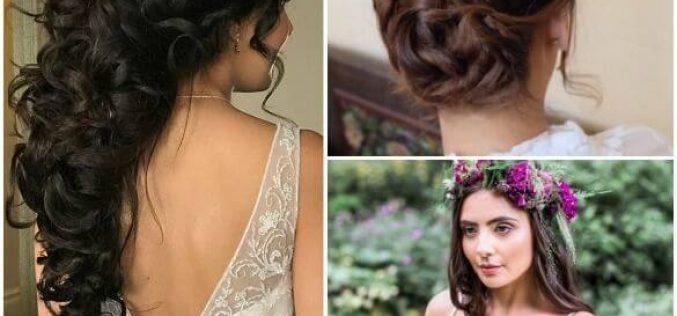 Penteado para noiva: Preso ou solto?