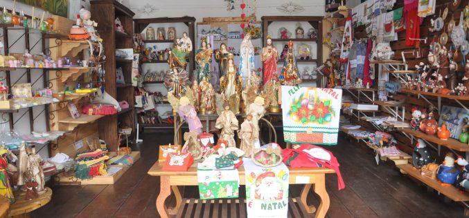 Casarão recebe a tradicional Feira de Artes e Artesanato de Natal
