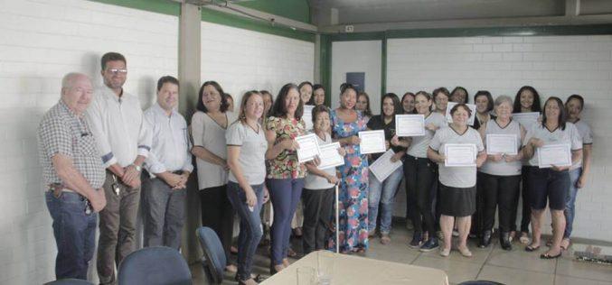 Prefeitura de Sete Lagoas capacitou mais 96 profissionais