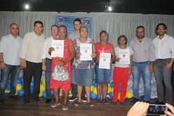 Regularização fundiária da Prefeitura contempla mais 100 famílias em Sete Lagoas