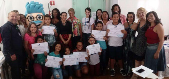 Vencedores do Concursode Poesia são premiados