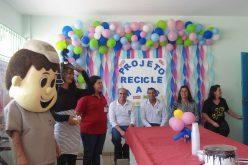 Edição 2018 do Projeto Recicle mais é encerrada com grande sucesso