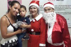 CEAE realiza evento comemorativo Natal das Crianças