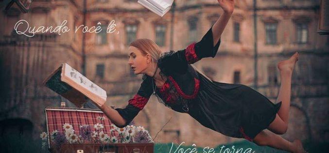 Editora Novo Conceito lança campanha de incentivo à leitura