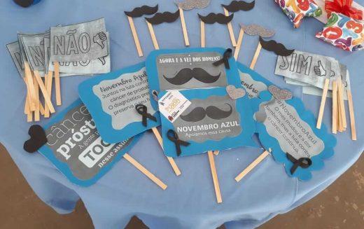UBS Cidade de Deus realiza ação voltada aos cuidados à saúde do homem