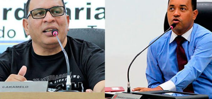 Duas chapas disputam as eleições para a Mesa Diretora da Câmara Municipal