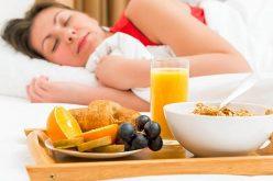 Comer bem para dormir melhor
