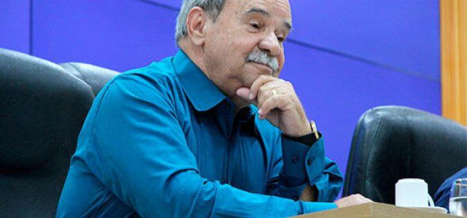 Prefeito prestigia Reunião Ordinária e pede para prestar contas do município no Legislativo